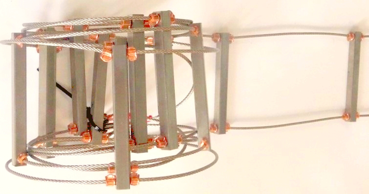 Wire Rope Ladders – Light Weight